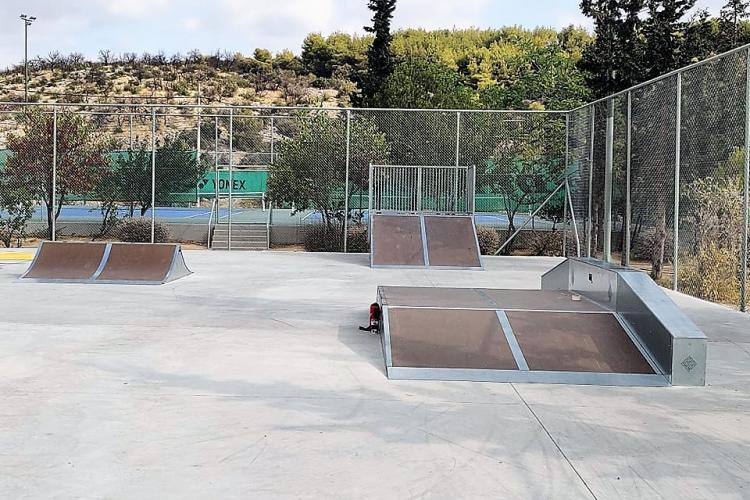 Skate Park, Δήμος Πετρούπολης