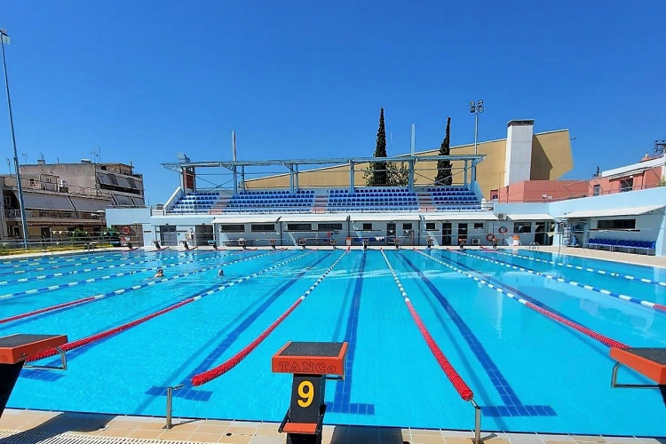 Δημοτικό κολυμβητήριο Πετρούπολης