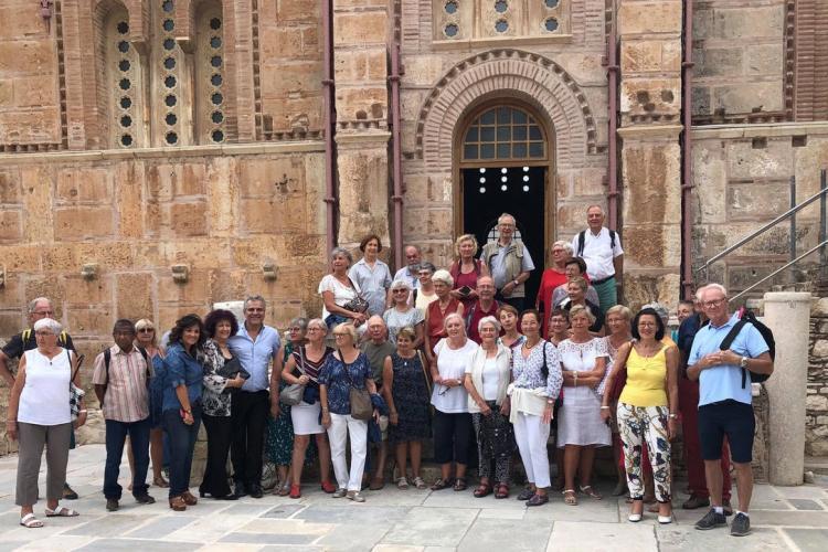 Επίσκεψη στον Δήμο Χαϊδαρίου αντιπροσωπείας από την Βιλνέβ ντ'Ασκ.