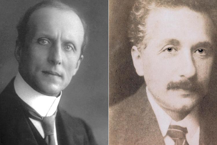 ΚΩΝ/ΝΟΣ ΚΑΡΑΘΕΟΔΩΡΗ, Περιστέρι, μαθηματικός, Αινστάιν