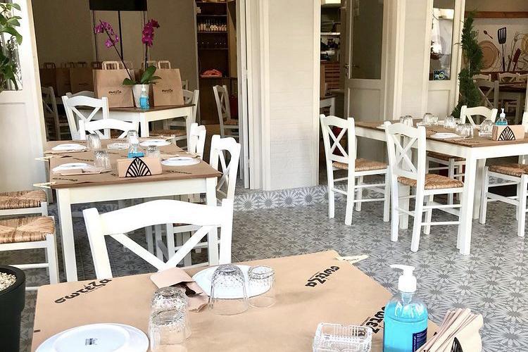 Σωτέζα, Περιστέρι, εστιατόριο, μεζέδες